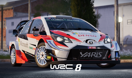 WRC 8 Review Haiku